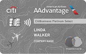 Business & Travel Credit Card - CitiBusiness®/AAdvantage - Citi.com