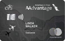 Citi(R) / AAdvantage(R) Executive World Elite(TM) Mastercard(R) - Your American Airlines credit card