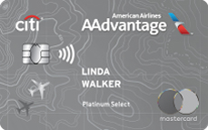 Citi(R) / AAdvantage(R) Platinum Select(R) World Elite(TM) Mastercard(R) - Citi's Best Airline Credit Card with American Airlines AAdvantage(R) miles