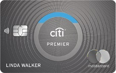 Travel Rewards Credit Card – Citi Premier Card