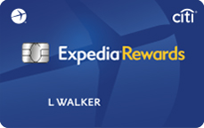 Expedia(R) Rewards Card from Citi