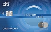 Citi Custom CashSM Card