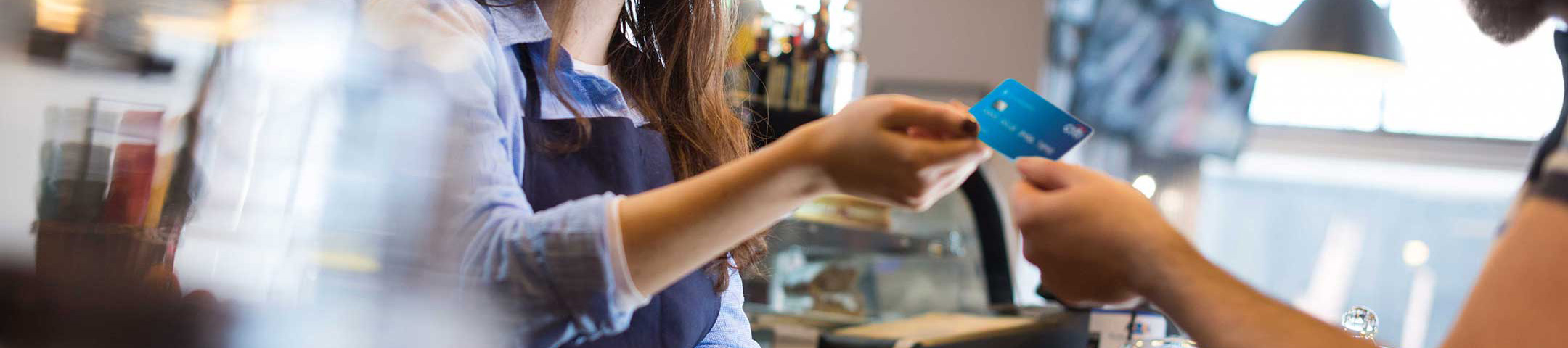 Get credit card tips before spending at the coffee shop.