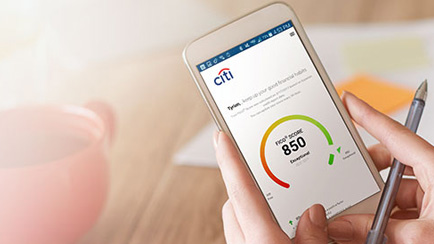 Citi Credit Card banner