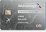 CitiBusiness® / AAdvantage®  Credit Card - Platinum Select® World MasterCard