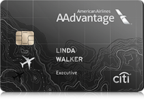 Citi® / AAdvantage® Executive World Elite® MasterCard®