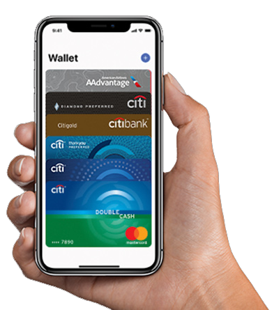 Citi with apple paytm apple pay with your citi card use apple pay with your credit cards reheart Choice Image