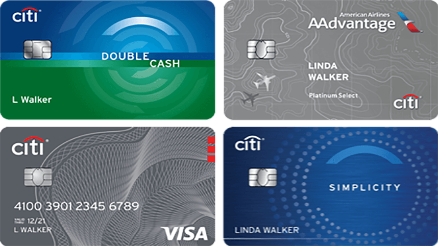Citi Bank Card